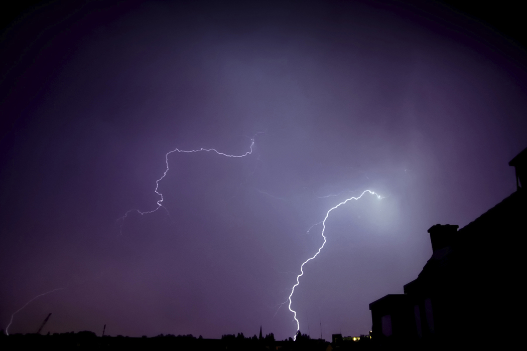 My Blog Verwandt Mit Lightning: Pre-mourning For The Father Dementia Stole
